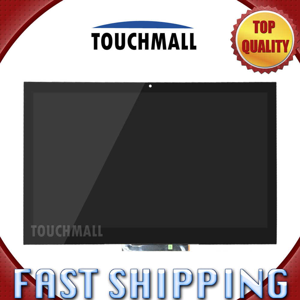 For SONY VAIO V260 SVP112 Series 1920x1080 Replacement LCD Display Touch Screen Assembly 11.6-inch Black for Laptop