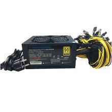 T.F.SKYWINDINTL PSU 2000W блок bitman 2000W ATX майнинговое устройство