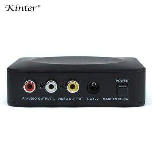 Image 3 - Kinter M3 мини стерео усилитель 12 в SD USB ввод в AV play MP3 MP5 формат питания адаптер дистанционного управления