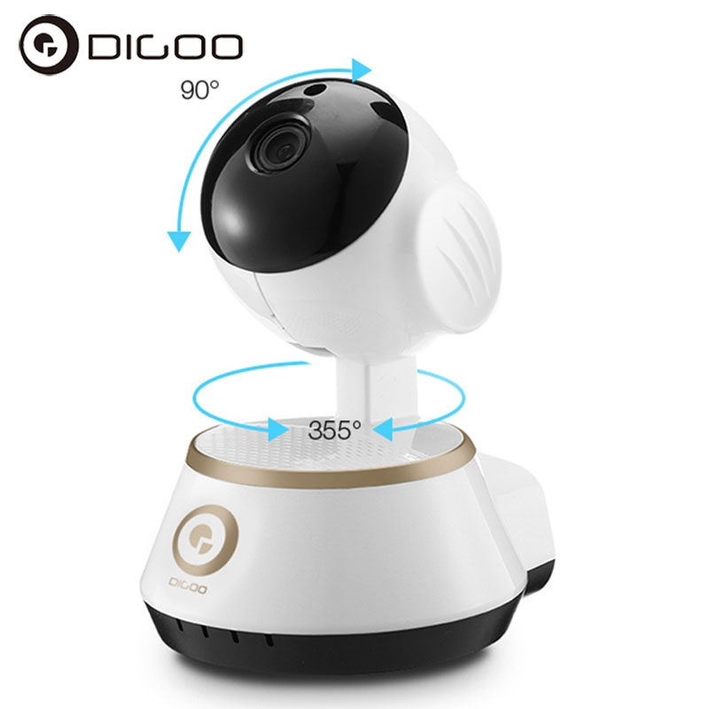 Digoo DG-M1X HD 960P IP Camera Wired Wireless Wifi Camera Pan/Tilt Night Vision Two Way Audio Smart Home Security Onvif Monitor диск алмазный сегментный по