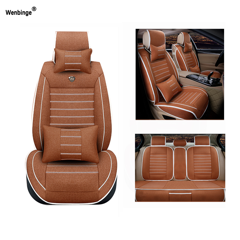 Prevleke za avtomobilske sedeže za Hyundai solaris ix35 i30 ix25 - Dodatki za notranjost avtomobila - Fotografija 6