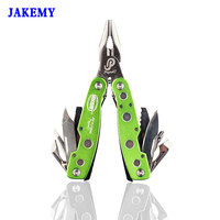 Multitool Combination Pliers Folding Pocket Knife Hammer Screwdriver Multi Tool Herramientas Electrician Tools