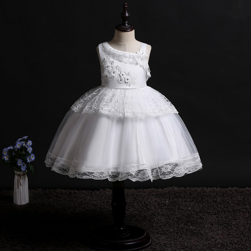 Flower     Girl     Dresses   For Wedding Party Formal Gown For   Girls   Evening Prom   Dresses     Girl   Birthday Party First Eucharist   Dress