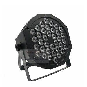 Image 3 - Trasporto veloce LED 36x3W RGBW LED Par Piatto Miscelazione Colore RGBW DJ Wash Stage Light Illuminazione Deffetto Verticale KTV della discoteca del DJ di DMX512 Lampada Decorativa
