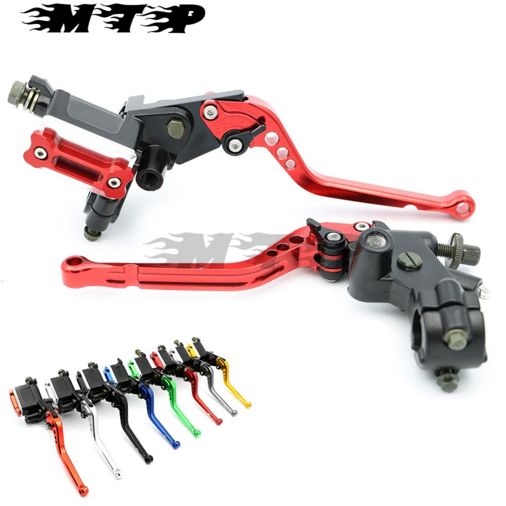 7/8 22mm Adjustable Regular Clutch Levers Brake Master Cylinder CNC for Yamaha YZF R1 R6 Honda CBR 250R 300R 600RR 6 colors cnc adjustable motorcycle brake clutch levers for yamaha yzf r6 yzfr6 1999 2004 2005 2016 2017 logo yzf r6 lever