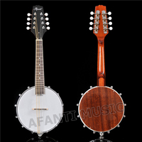 Hot!! Afanti Music guitar factory 8 Strings Mandolin Banjo (AMB 900)