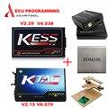 Newest Generation ECU programming KTAG V2.13 KTAG No Tokens Limitation + kess v2 V2.28 V4.036 +FG tech V54 + BDM frame + BDM 100