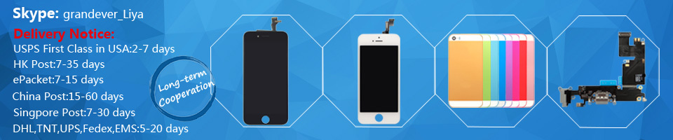 iPhone LCD digitizer