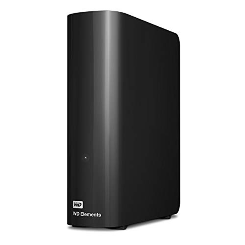 Western Digital 10TB 8TB TB 4TB 3TB Elements Desktop External Hard Drive USB 3.0 3.5Inch High capacity Storage Plug and Play