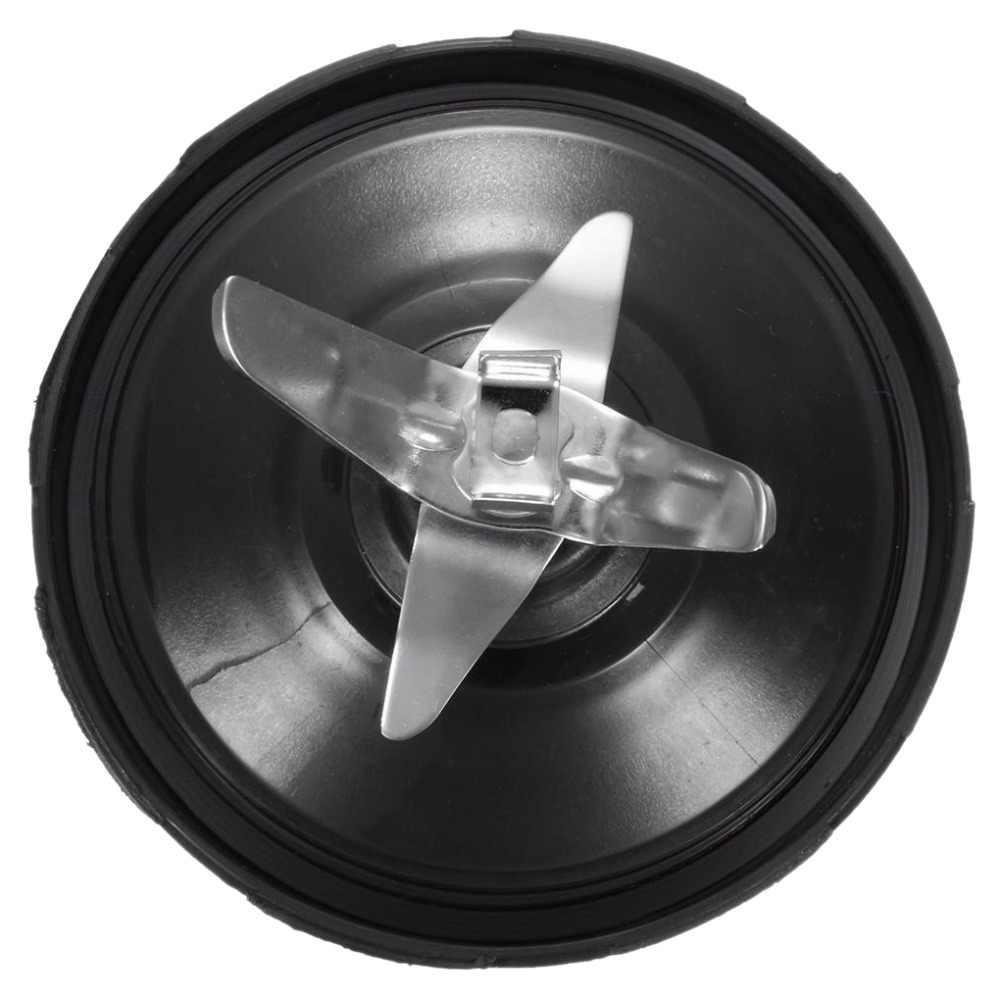 Melhor 1 peças Diâmetro 10.2 cm 7 Fin Parte Lâmina De Liquidificador Misturador Juicer Spare Substituição Assembly Para Nutri Ninja