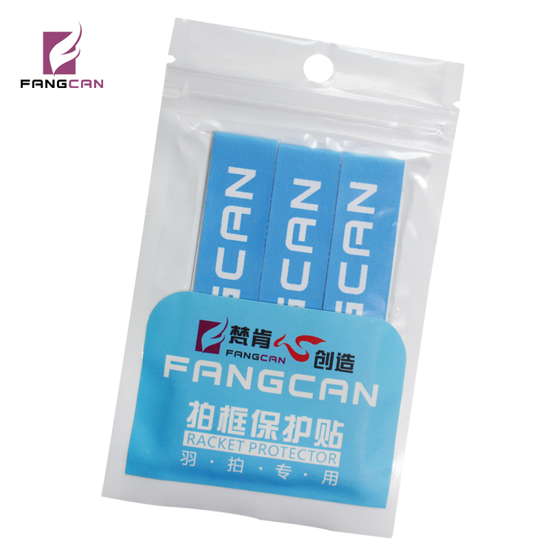 4packs FANGCAN FCA-20 Protection Tape for Badminton Racket