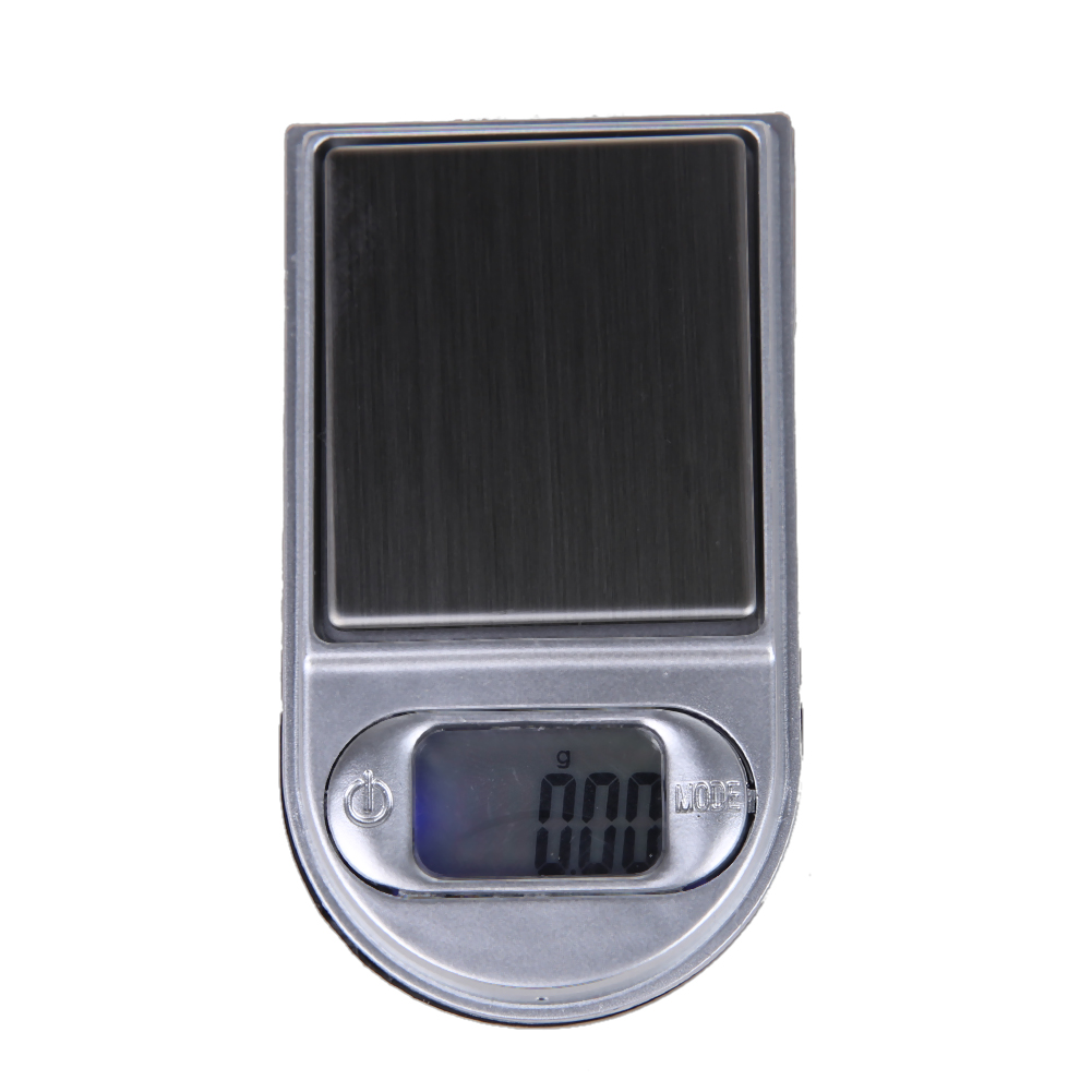 2017 New 100g x 0.01g Digital LCD Lighter Electronic Scale Pocket Jewelry Diamond Mini Gram Balance Weight with Blue Backlight
