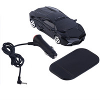 Universal 12V Auto Car Shade Laser Speed Radar Detector 360 Degree LED Display Support English Russian