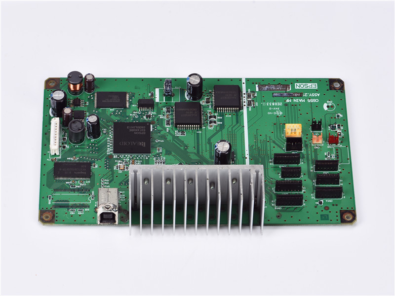 Main Board MainBoard 1390 mother board for Epson 1390 printer brand new novajet encad 750 main board use for lecai skycolor inkjet printer mainboard spare part