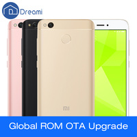 Dreami Original Xiaomi Redmi 4X 2GB RAM 16GB ROM Official Global Rom Snapdragon 435 Mobile Phone