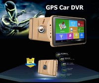 New 7 Inch Android Car GPS Navigation Dvrs Camera Recorder GPS Navigator WIFI Tablet PC Europe Or Russia Maps Free