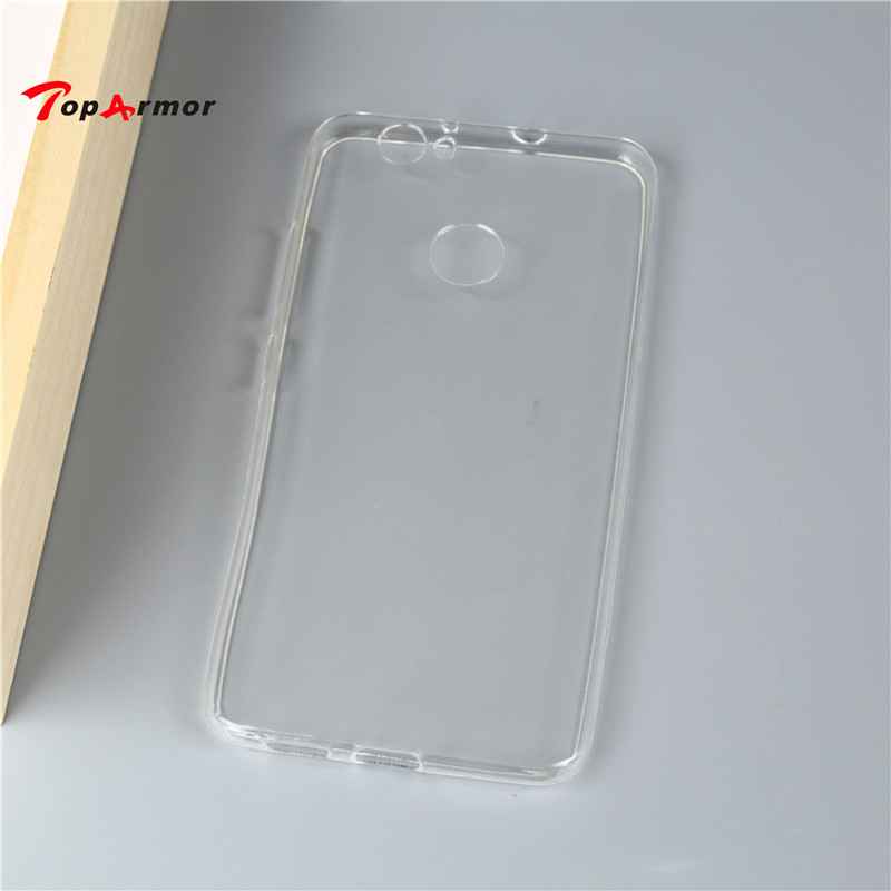 TopArmor Case For Huawei Nova 5.0 Ultra-Thin Transparent Silicone Soft TPU Phone Case Cover For Huawei Nova Crystal shell