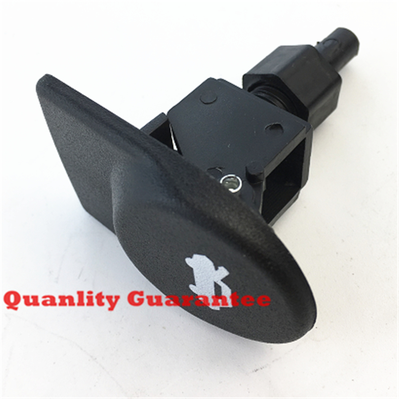 2pcs Cars Interior Parts Hood Lock Inner Cable Cover 8250150U8010 For JAC J3