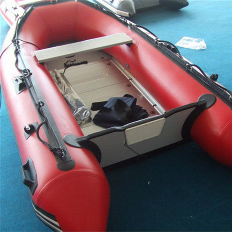 PVC Inflatable Boat for Adult Inflatable Fishing Boat