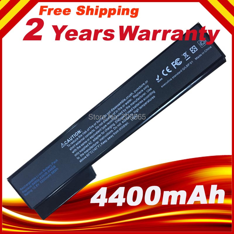 Laptop Battery For Hp ProBook 6460b 6470b 6560b 6570b 6360b 6465b 6475b 6565b EliteBook 8460p 8470p 8560p 8460w 8470w 8570p