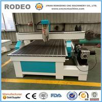cylinder control wood cnc router 1325