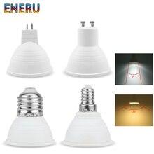 Lampada LED Bulb MR16 GU5.3 GU10 E27 E14 6W 220V 230V 240V Bombillas Lamp Spotlight Lampara Spot Light 24/120 degree