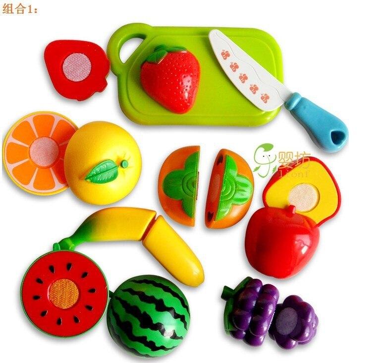 Kitchen Center Clip Art: Free Shipping 7pcs/set Cutting Plastic Children Kids