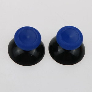 Image 5 - ChengHaoRan Новый 2 шт для Microsoft Xbox One X S контроллер 3D аналоговые палки с захватом джойстика колпачок синий красный контроллер