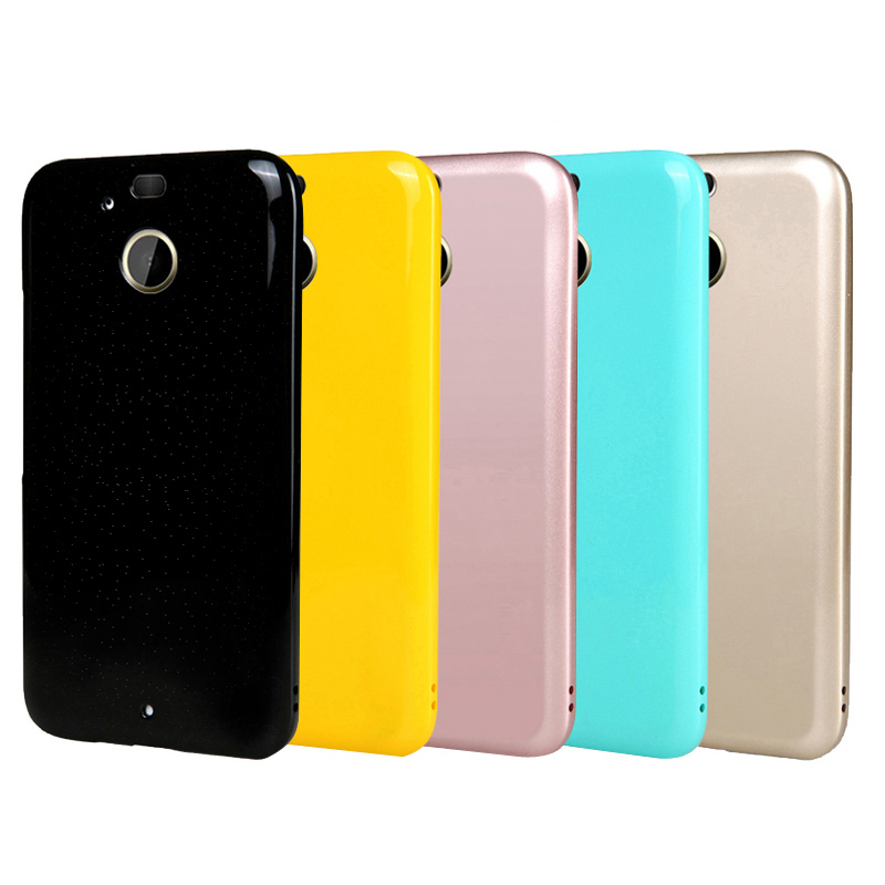 Crystal color pure soft shell 5.5For HTC 10 EVO Case For HTC 10 EVO 10EVO Cell Phone Back Cover Case