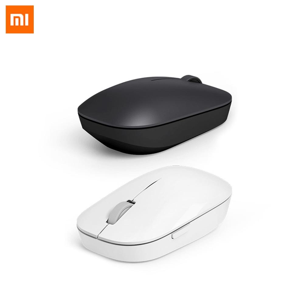 Original Xiaomi Wireless Mouse 1200dpi 2.4Ghz Optical Mouse Mini Portable Mouse For Macbook Mi Notebook Laptop Computer Mouse