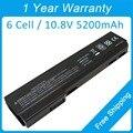 Новый аккумулятор для ноутбука hp EliteBook 6360b 6460b 6560b BB09 CC06 CC06X CC06XL CC09 QK643AA 628668-001 628369-421