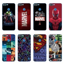 Marvel Avengers Heros Comics Cover for Huawei Honor 9 10 Lite 6X 7X 8X 8C Y9 2019 Mate 10 20 Lite Pro Soft TPU Cases Phone Capa