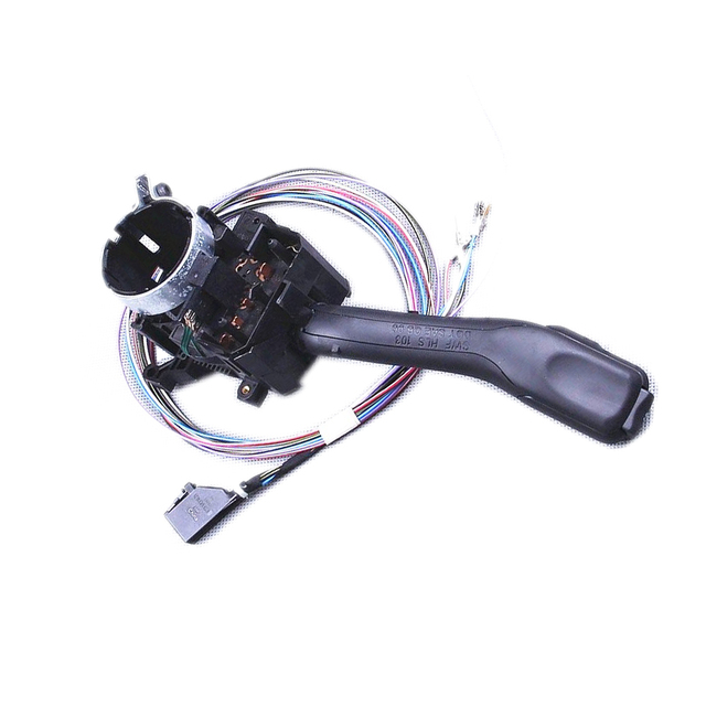 TUKE OEM Cruise Constant Speed Handles Turn Signal Switch + Cable For Sko-da Fabia  A2 A3 A6 TT 8L0 953 513 J