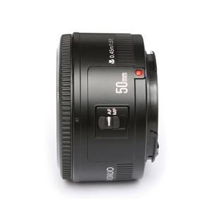 Image 5 - YONGNUO YN50mm F1.8 فتحة كبيرة السيارات عدسات تركيز DSLR كاميرا عدسات لكاميرات كانون لنيكون D800 D300 D700 D3200 D3300 D5100