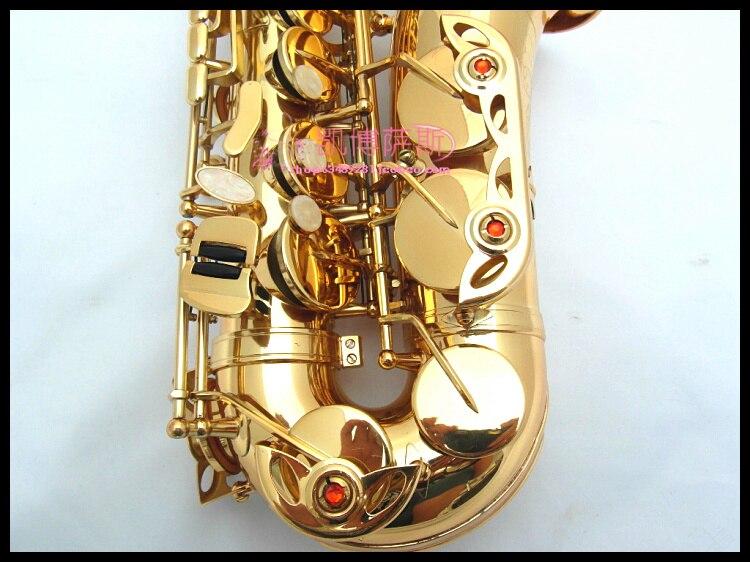 11.11 Frete Grátis Xinghai XAS 180 Sax saxofone alto Promocional frete grátis - 2