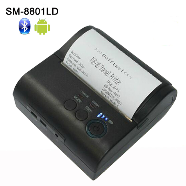80mm bluetooth impresora térmica impresora térmica impresora de recibos bluetooth android mini 80mm impresora bluetooth térmica 80LD