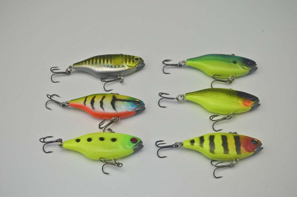 Vibrating Fishing Lure VIB Lures Lipless Crankbait Bass ...