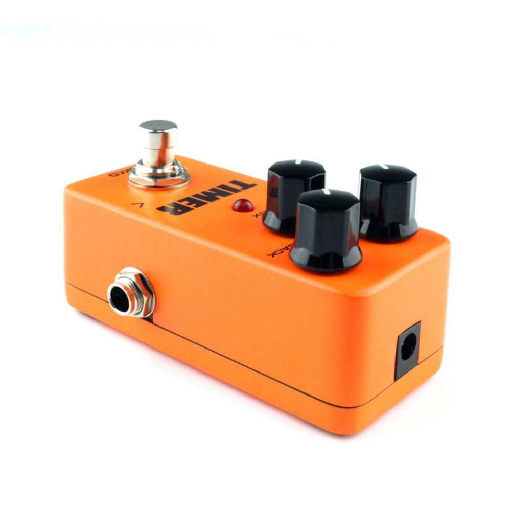 KOKKO FDD2 Timer Delay Electric Guitar Effect Pedal Effect Sound Processor Timer Delay Guitar Stompbox Parts Accessories NEW
