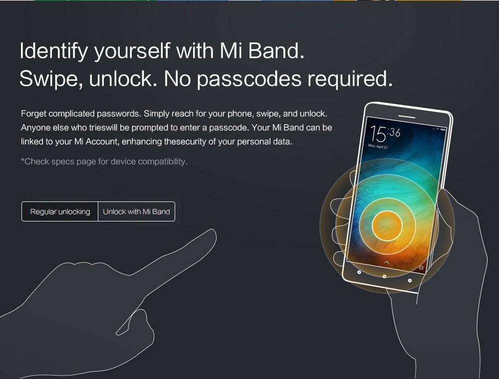 100% Original Xiaomi Mi Band 1S Bluetooth Smart Fitness Bracelet for Android/IOS Phone Vibration Alarm Pedometer Sleep Tracker 8