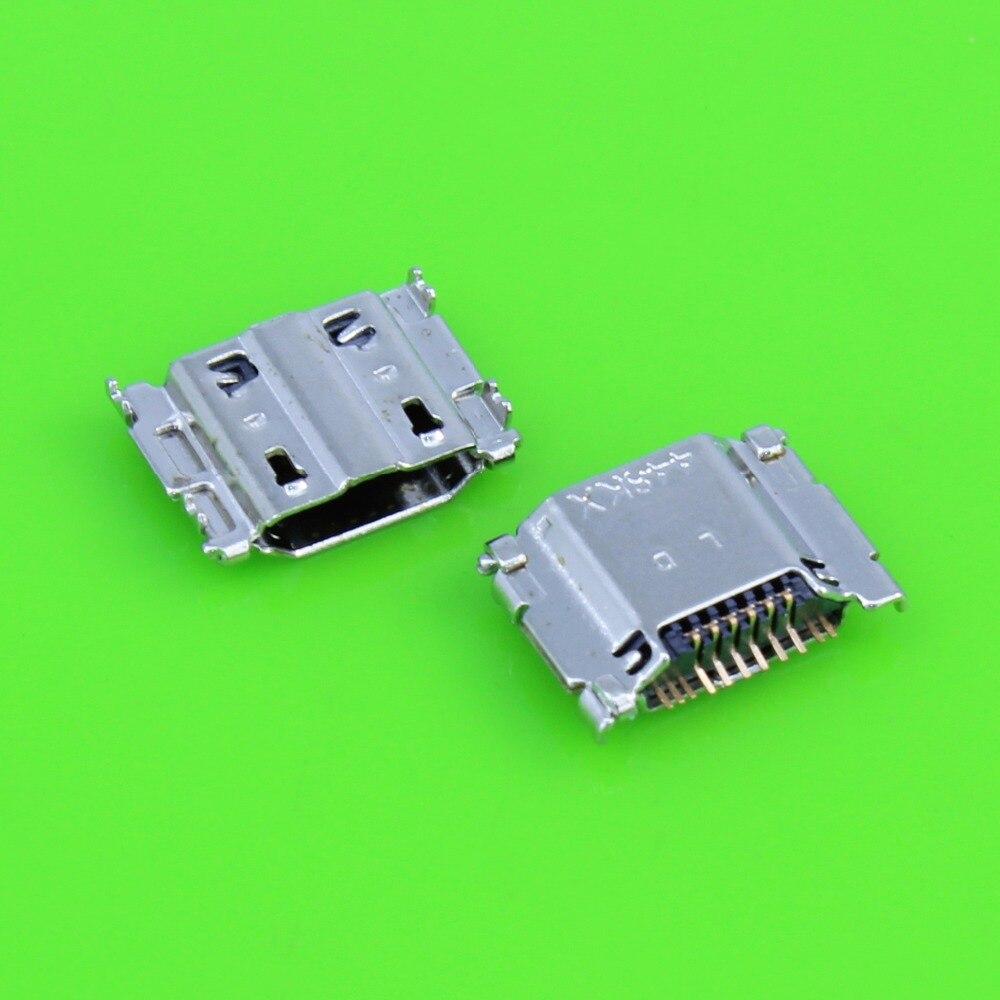 10pcs Mini Micro USB Charging Port Power Jack For Samsung Galaxy S3 I9300 I9305 USB Connector Micro USB Socket 11pin
