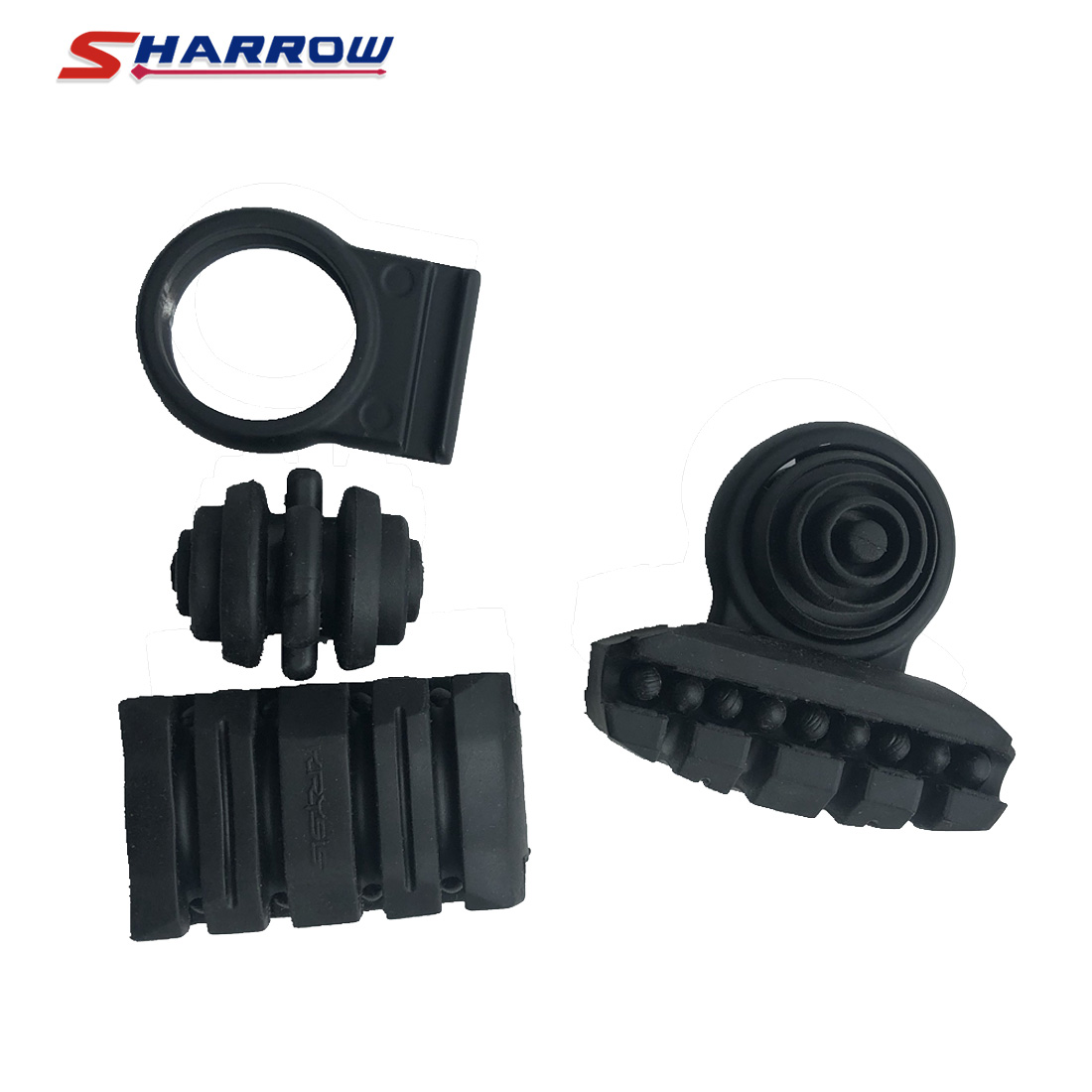 Compound Bow Stabilizer Rubber Damper Reduction Silencers Bow Absorbing