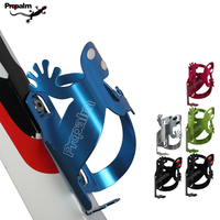 PROPALM Bike Bicycle Aluminum Alloy Water Bottle Holder MTB Bottle Cage Road Bike Bidon Cycling Houder
