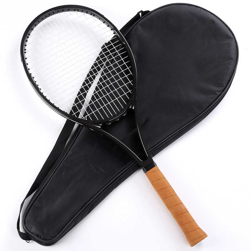 WOVEN 97  Tennis Racket with Bag Woven Technology Carbon Fiber  Tennis Racket