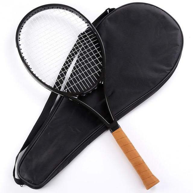 WOVEN 97  Tennis Racket with Bag Woven Technology Carbon Fiber  Tennis Racket