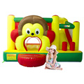 Yard casa de brinco inflables bouncer jumper ball pool con ventilador