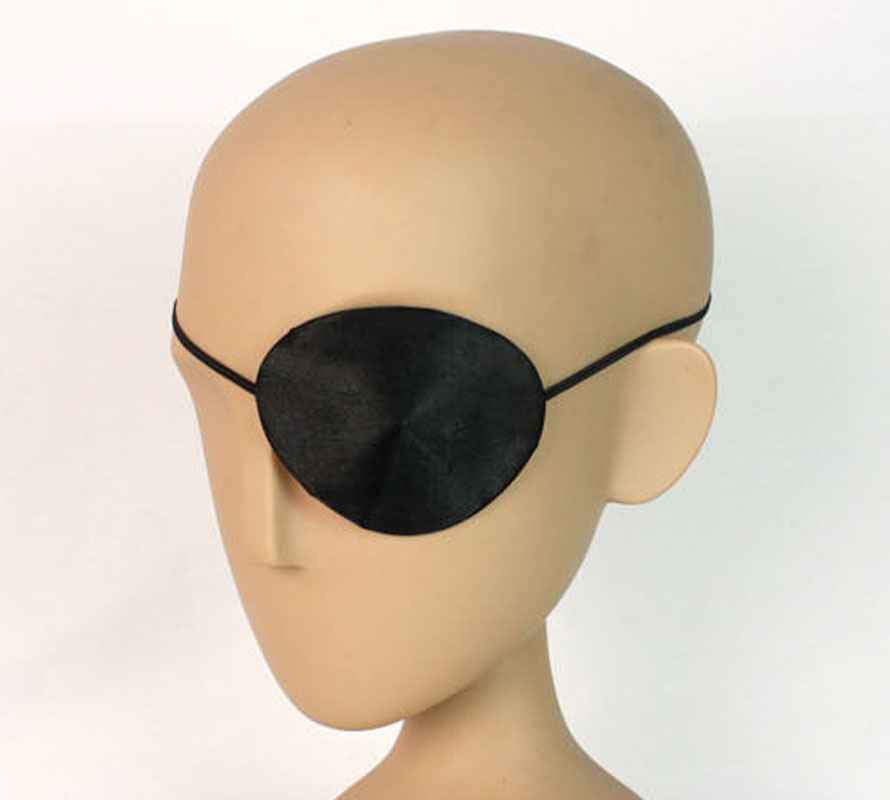 Monocular Goggles Black Butler Ciel Phantomhive Cosplay Eye Patch Single-Eyed Pirate Eyepatch Factory Wholesale Fast Sent