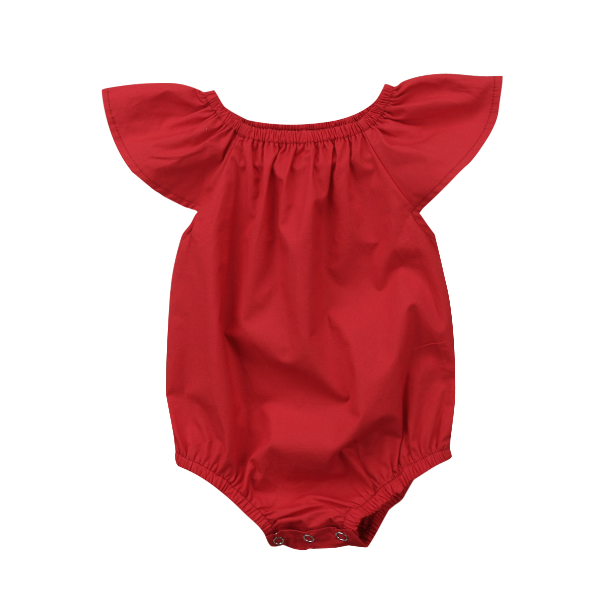 Newborn Baby Girls Infant Top   Romper   Jumpsuit Baby   Rompers   Clothes Outfits
