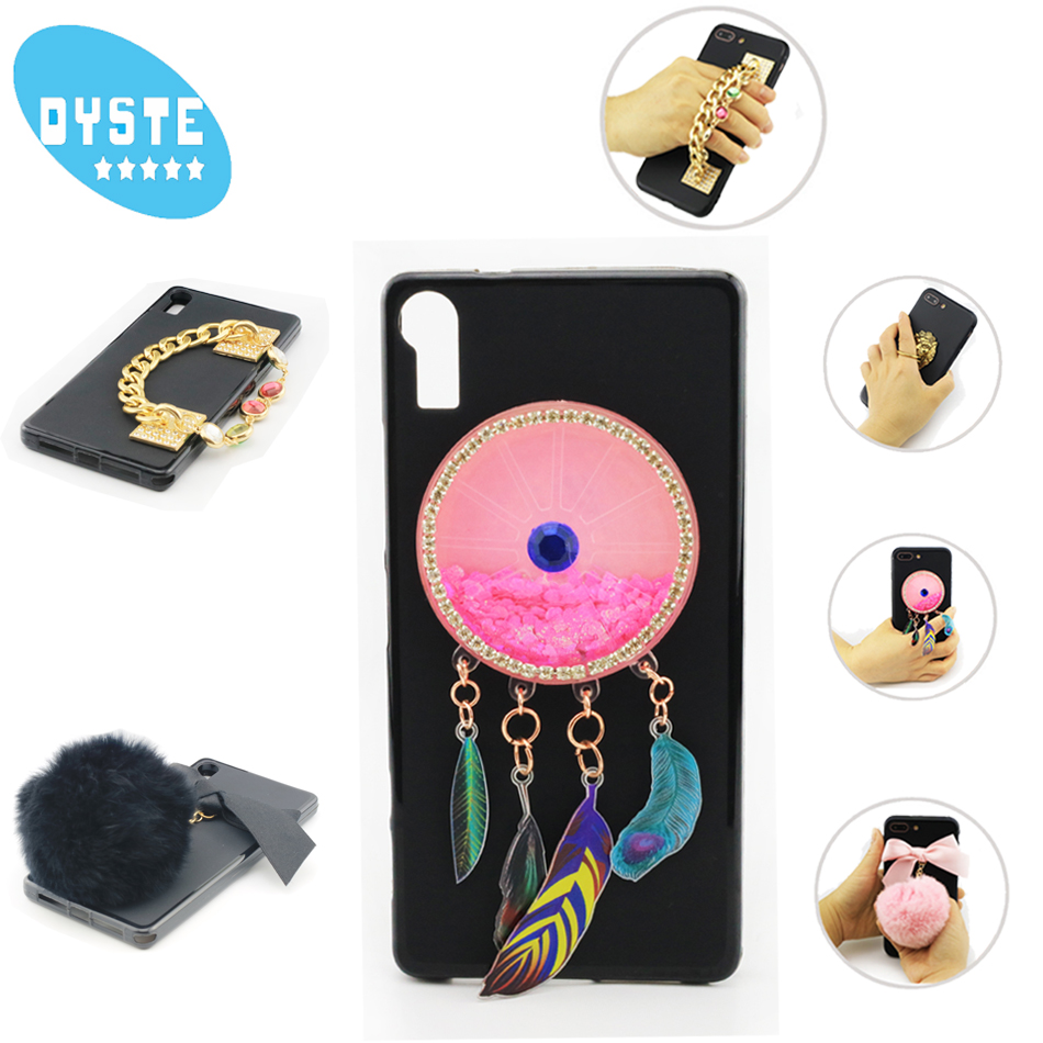 Fitted Cases Strong-Willed 3d Diamond Chain Cover Silicon Case For Lenovo Vibe Shot Z90 Z90-7 Z90a40 Z90-3 Phone Back Case Unicorn Owl Quicksand Liquid Bag Sophisticated Technologies