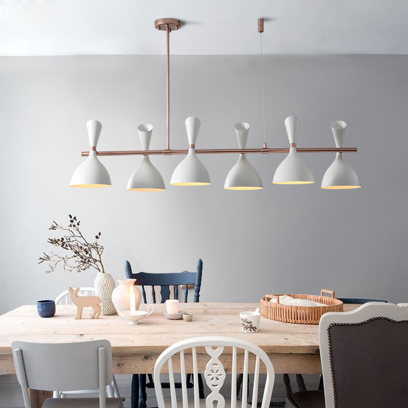 Designer restaurant hanging lamps simple postmodern creative cafe dining room table bar Nordic pendant lights wood 220v nordic wood art creative led wood lamps restaurant cafe living room bedroom bar solid wood match stick simple pendant light