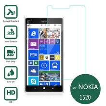 Для Nokia lumia 1520 Закаленное Стекло-Экран Протектор 0.26 мм 2.5 9 h Безопасности Защитную Пленку на 1520.1 1520.2 3 Г Beasite